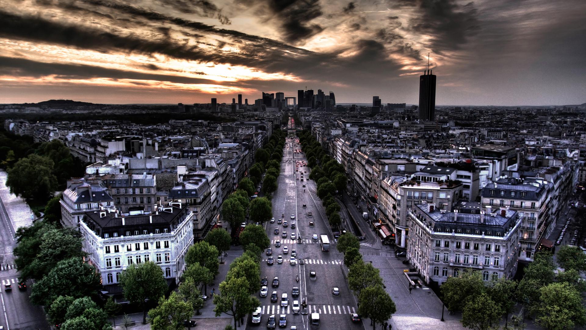 amazing cityscape photography wallpaper HD europe