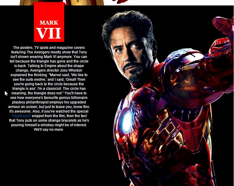 The Evolution Of Iron Man's Suits 4