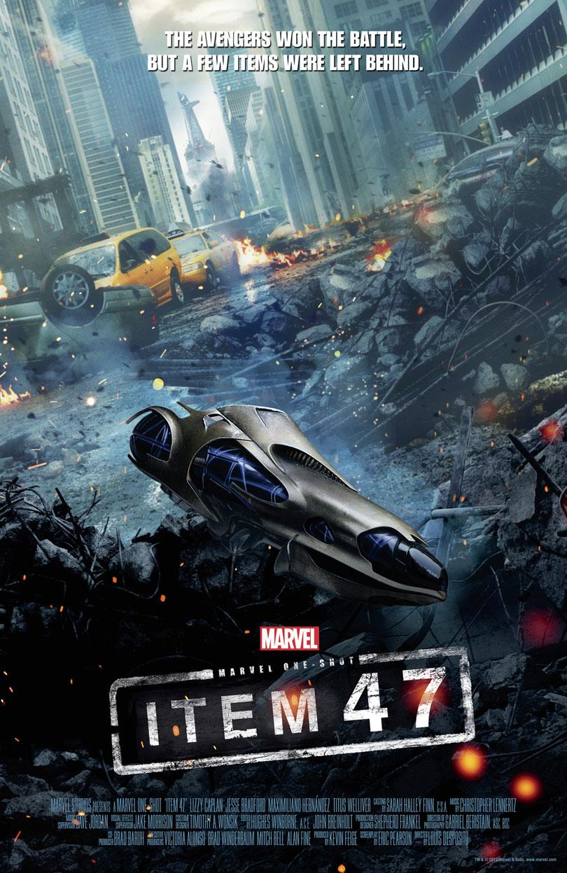 Marvel's ITEM 47 One-Shot Clip