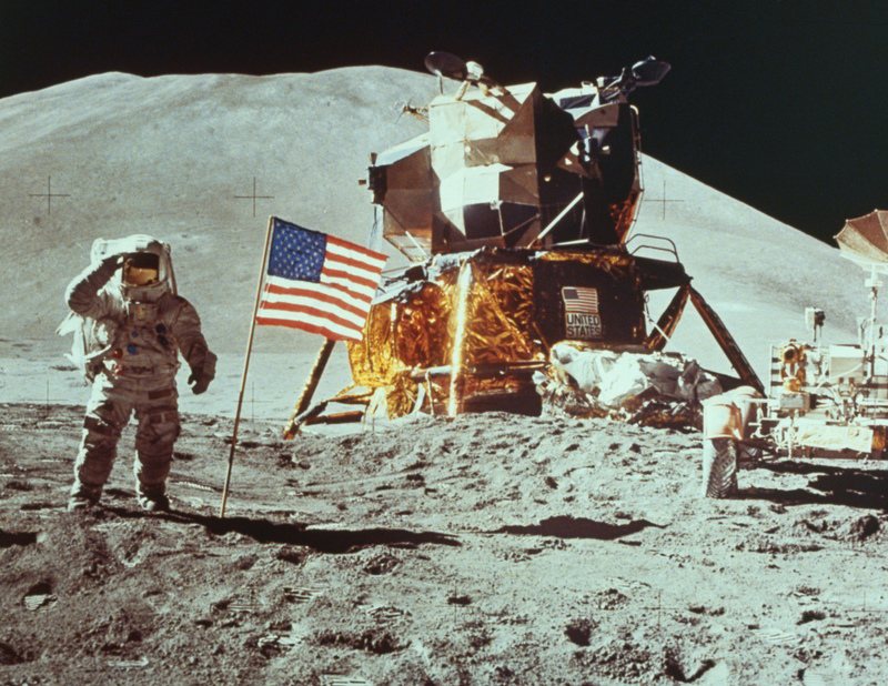 a history of the moon landing in 1969 Funny and educational - the story of buzz aldrin, neil armstrong, and the moon landing, as you have never heard it before.