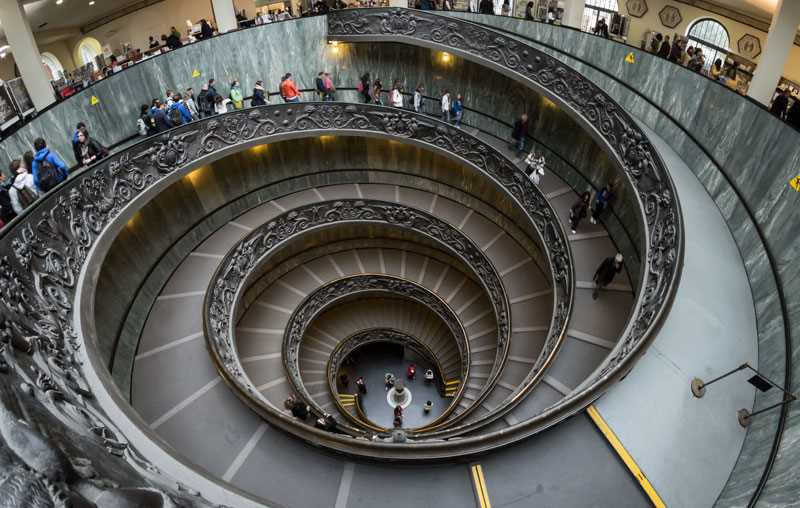 amazing spiral staircase 2013