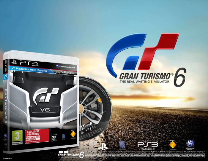 gran turismo 6 announcement and trailer. Black Bedroom Furniture Sets. Home Design Ideas