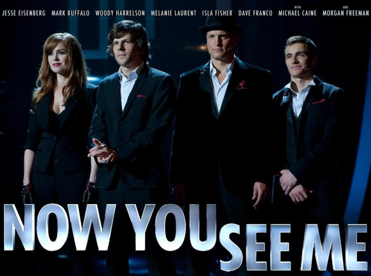 Now You See Me Reveals...