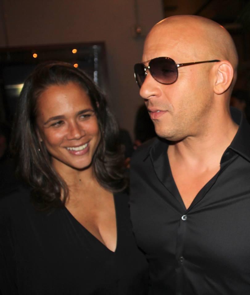 Vin Diesel Praise Her ...