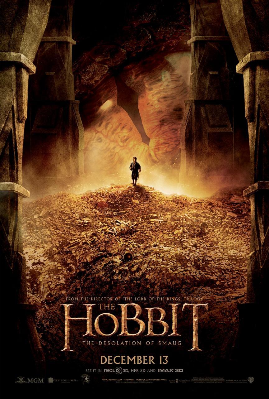 The Hobbit 2 Poster