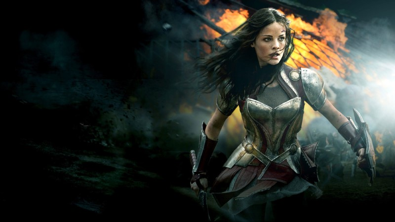 Lady Sif to Appear in Marvel's AGENTS OF S.H.I.E.L.D.