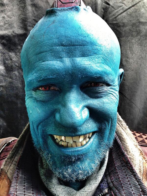 More Photos of Yondu from GUARDIANS OF THE GALAXY