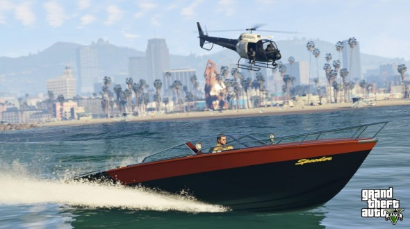 GTA 5 PC Version Will Get a First Person View