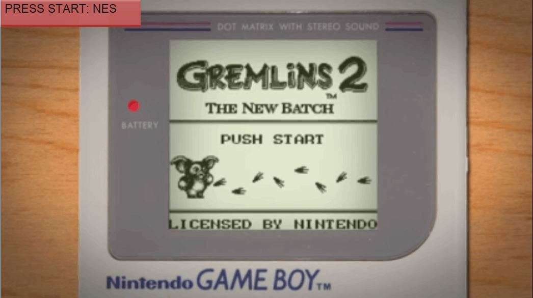 Every Game Boy Start Screen in Less Than Three Hours