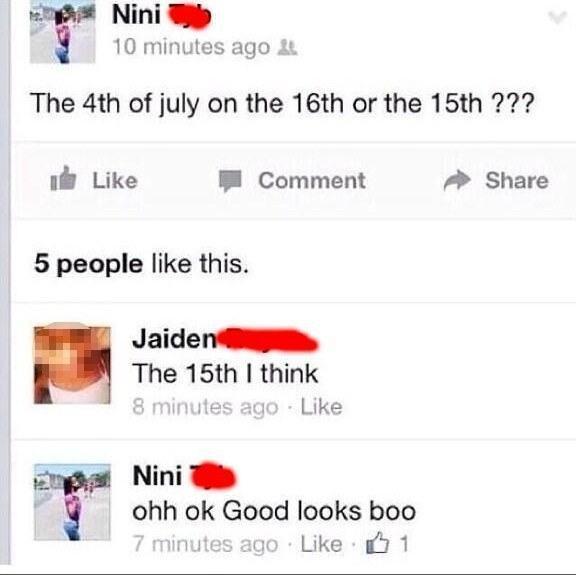 20 Stories Facebook Idiots