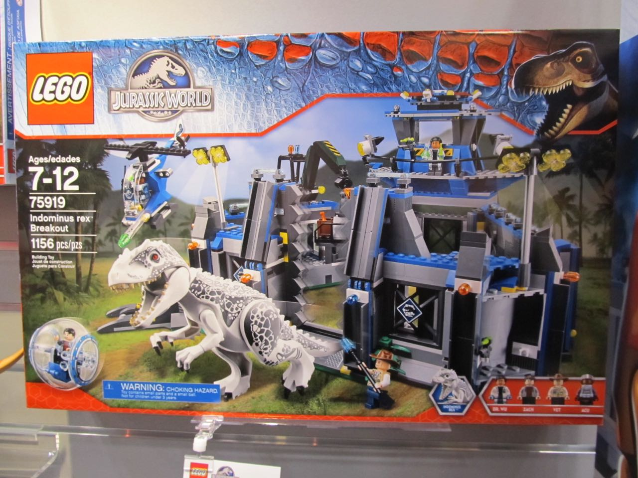 jurassic world lego sets - Jurassic Lego