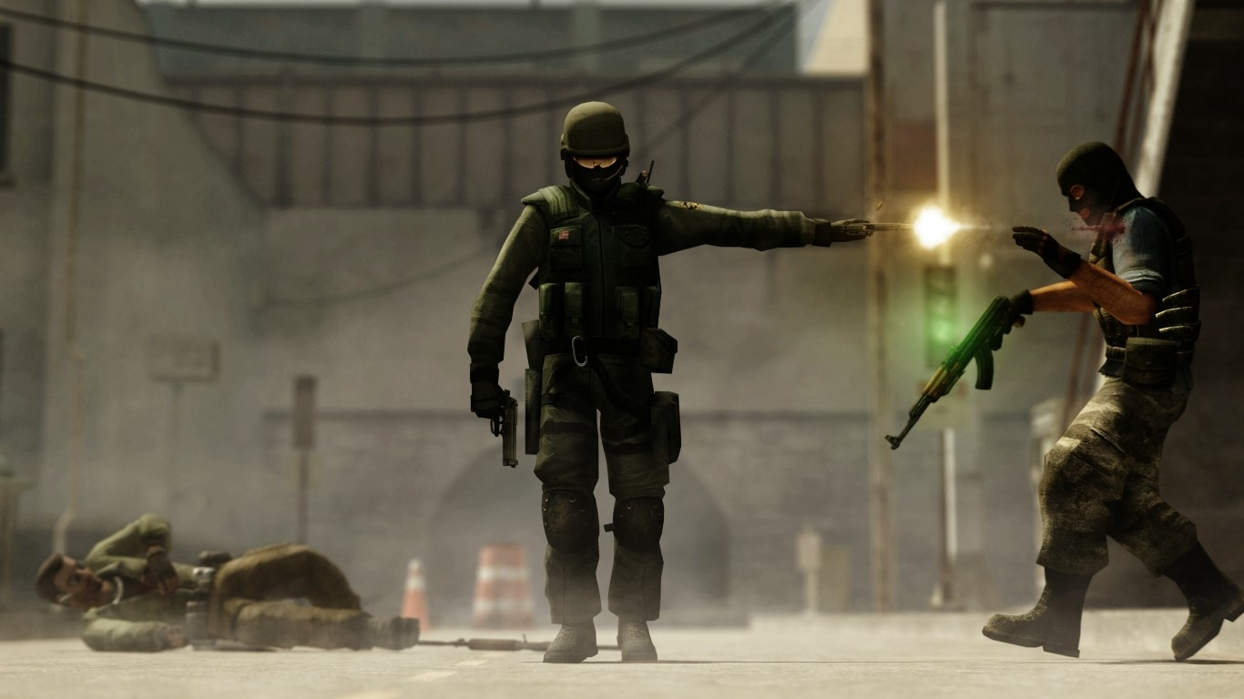 Counter Strike Teams