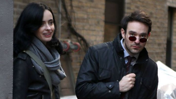 Daredevil Meets Jessica Jones