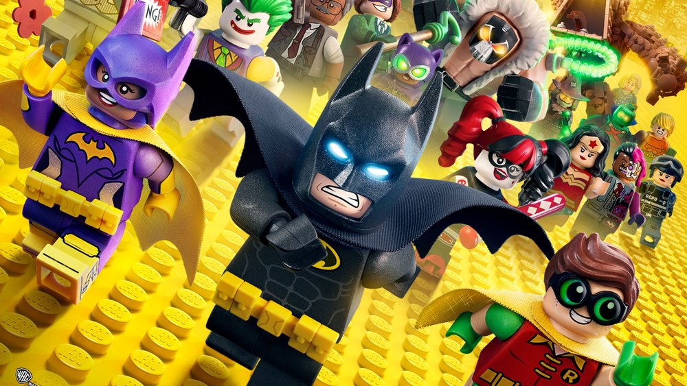 New The LEGO Batman Movie Character Posters | FizX