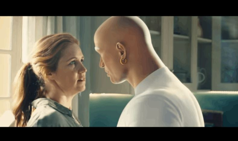 Mr. Clean Becomes Real And Gets Dirty With Housewife | FizX  Real Mr Clean