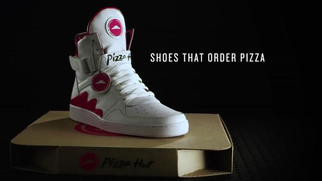 how to order pizza from pizza hut