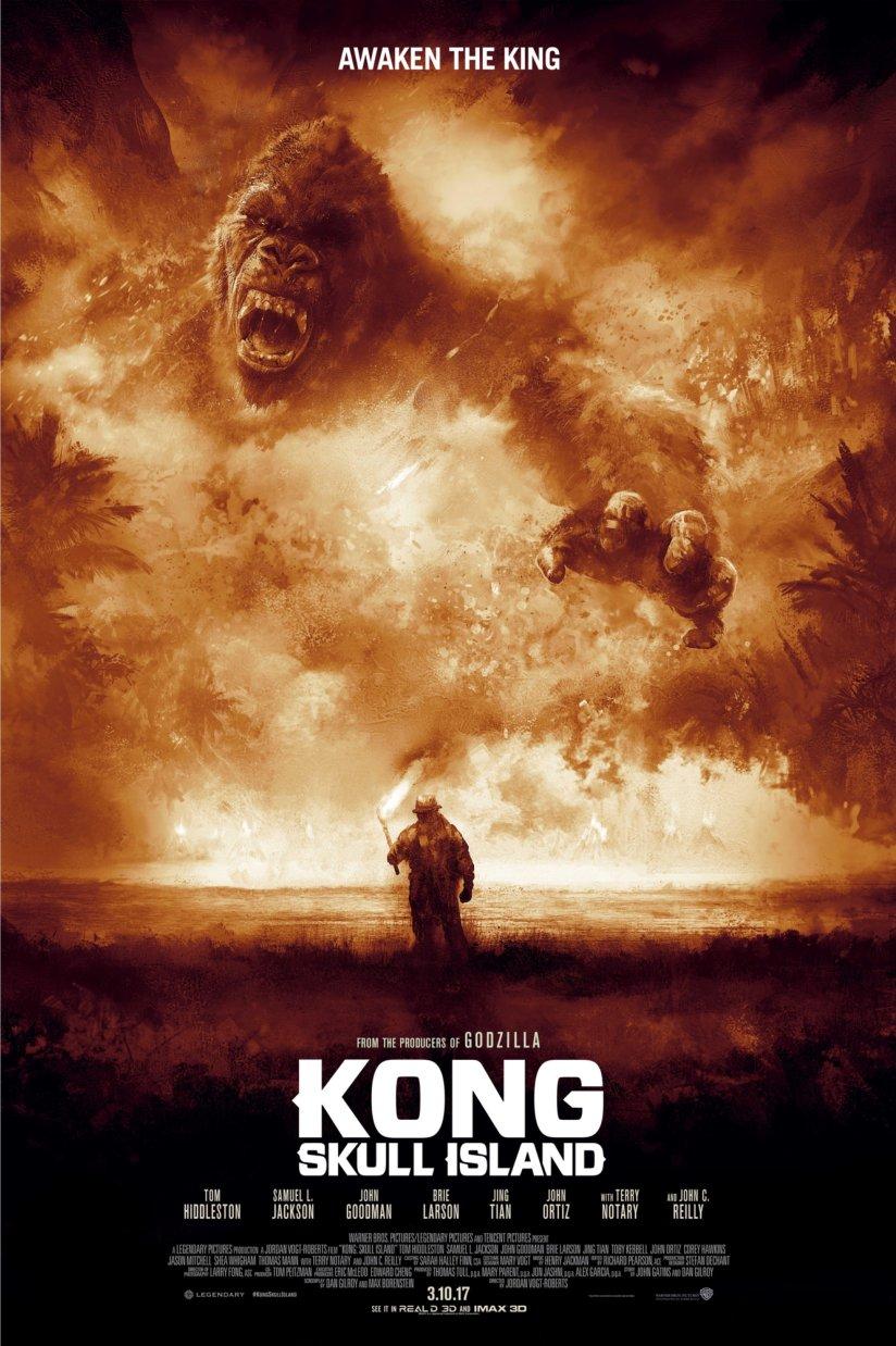 kong vs skull