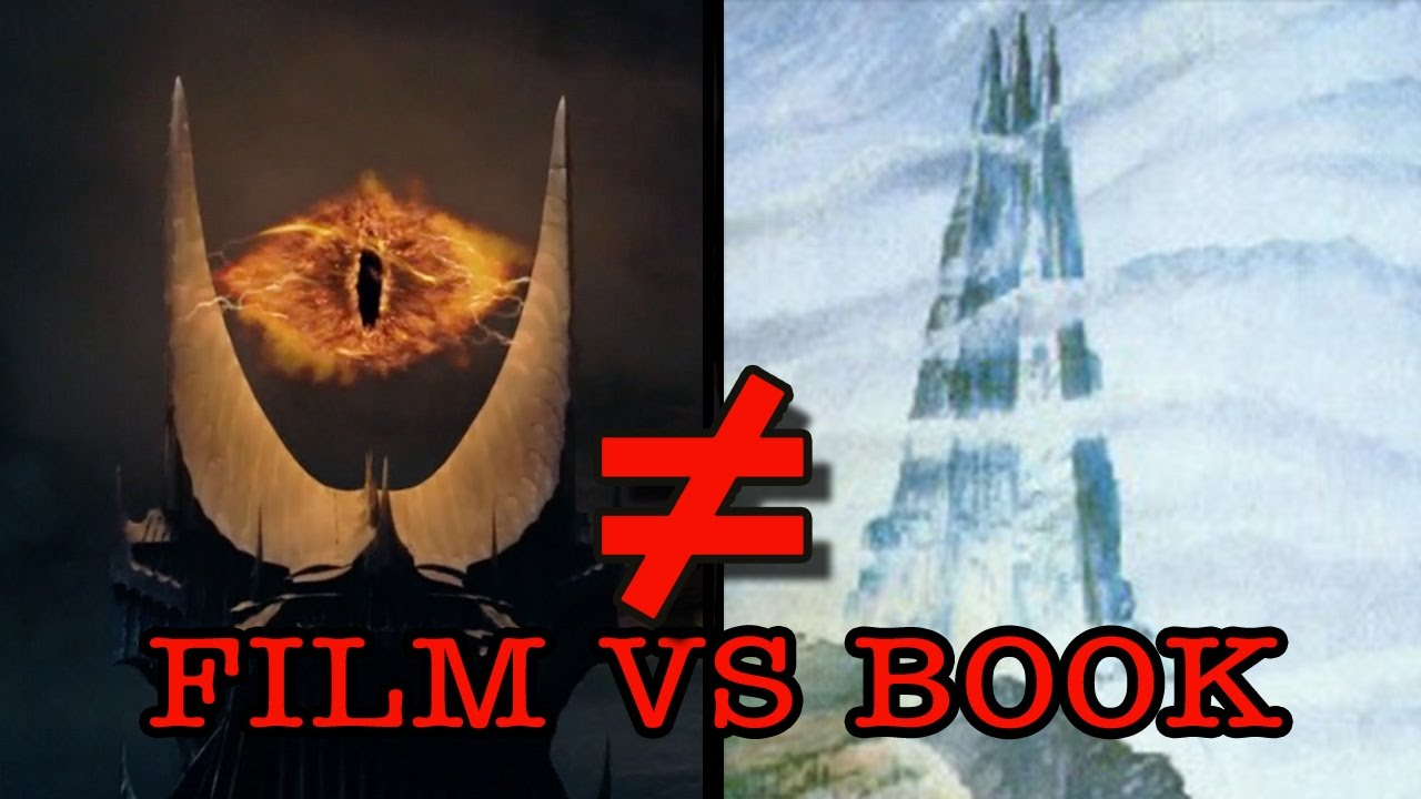 Difference Between Lord Of The Rings Books And Movies