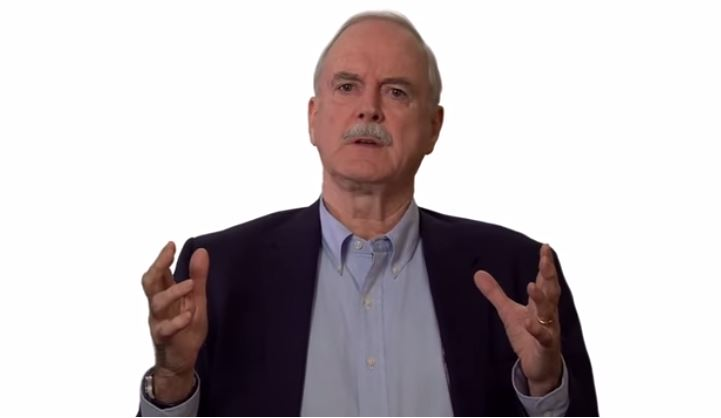 John Cleese Explains Why Stupid Can't Realize How Stupid ...