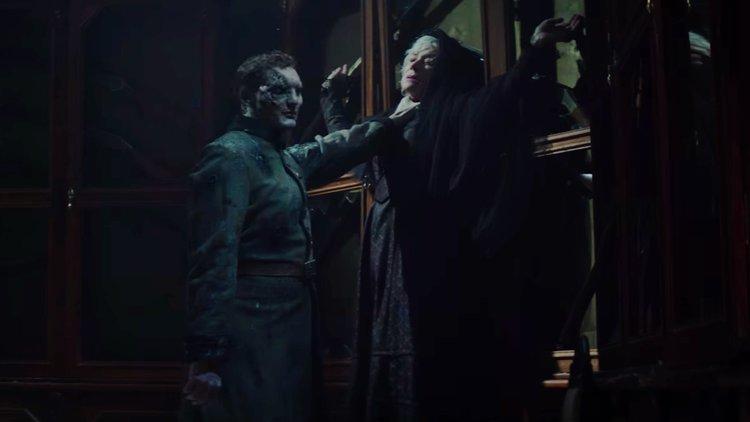 Freakishly Scary Trailer For The Horror Thriller