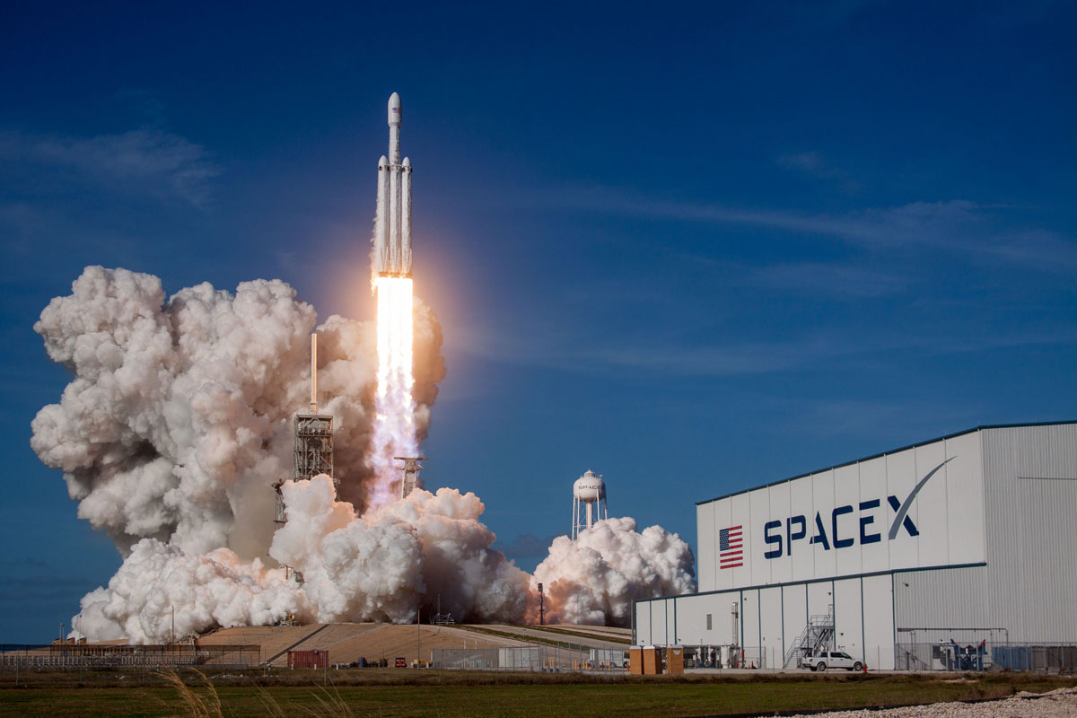 falcon heavy mars - photo #4